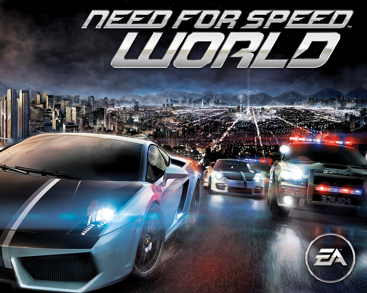 Need for Speed: World (2010/MULTi6/Lossless RePack by fatal2266 ...